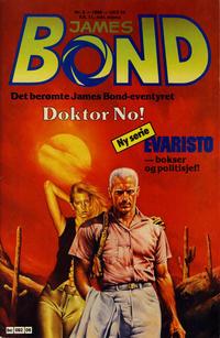 Cover Thumbnail for James Bond (Semic, 1979 series) #6/1988