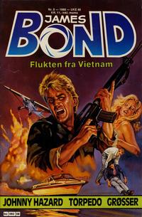 Cover Thumbnail for James Bond (Semic, 1979 series) #8/1988