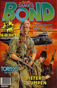 Cover Thumbnail for James Bond (Semic, 1979 series) #9/1990