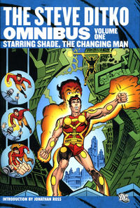 Cover Thumbnail for The Steve Ditko Omnibus (DC, 2011 series) #1