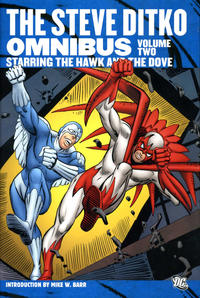 Cover Thumbnail for The Steve Ditko Omnibus (DC, 2011 series) #2