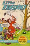 Cover for Lilla Fridolf (Semic, 1963 series) #9/1963