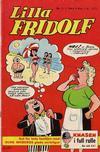 Cover for Lilla Fridolf (Semic, 1963 series) #11/1963
