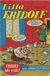 Cover for Lilla Fridolf (Semic, 1963 series) #6/1965