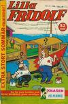 Cover for Lilla Fridolf (Semic, 1963 series) #4-5/1966
