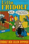 Cover for Lilla Fridolf (Semic, 1963 series) #8/1967