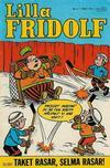 Cover for Lilla Fridolf (Semic, 1963 series) #3/1968