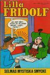 Cover for Lilla Fridolf (Semic, 1963 series) #6/1968
