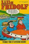 Cover for Lilla Fridolf (Semic, 1963 series) #9/1968