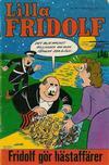 Cover for Lilla Fridolf (Semic, 1963 series) #10/1968