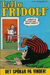 Cover for Lilla Fridolf (Semic, 1963 series) #13/1968