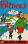 Cover for Lilla Fridolf (Semic, 1963 series) #2/1969