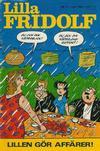Cover for Lilla Fridolf (Semic, 1963 series) #10/1969
