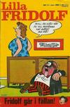 Cover for Lilla Fridolf (Semic, 1963 series) #12/1969