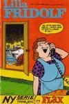 Cover for Lilla Fridolf (Semic, 1963 series) #11/1970