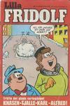 Cover for Lilla Fridolf (Semic, 1963 series) #1/1972
