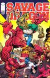 Cover for Savage Dragon (Image, 1993 series) #199