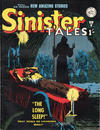 Cover for Sinister Tales (Alan Class, 1964 series) #16