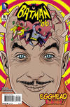 Cover for Batman '66 (DC, 2013 series) #16