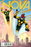 Cover for Nova (Marvel, 2013 series) #10 (100) [Sal Buscema Cover]