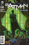 Cover for Batman (DC, 2011 series) #35 [Monsters of the Month Variant Cover]