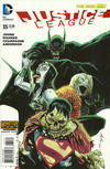 Cover for Justice League (DC, 2011 series) #35 [Monsters of the Month Variant Cover]