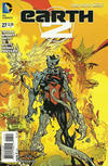 Cover for Earth 2 (DC, 2012 series) #27 [Monsters of the Month Cover]
