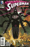Cover for Superman (DC, 2011 series) #35 [Monsters of the Month Cover]