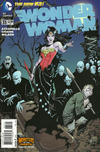 Cover for Wonder Woman (DC, 2011 series) #35 [Monsters of the Month Variant Cover]