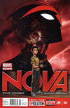 Cover Thumbnail for Nova (2013 series) #2 [Newsstand]