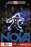 Cover Thumbnail for Nova (2013 series) #4 [Newsstand]