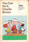 Cover for You Can Do It, Charlie Brown (Holt, Rinehart and Winston, 1963 ? series)