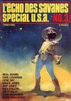 Cover for L'Écho des Savanes Spécial U.S.A. (Editions du Fromage, 1976 series) #3