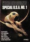 Cover for L'Écho des Savanes Spécial U.S.A. (Editions du Fromage, 1976 series) #1