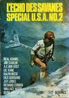 Cover for L'Écho des Savanes Spécial U.S.A. (Editions du Fromage, 1976 series) #2