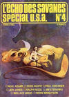 Cover for L'Écho des Savanes Spécial U.S.A. (Editions du Fromage, 1976 series) #4