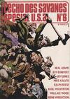 Cover for L'Écho des Savanes Spécial U.S.A. (Editions du Fromage, 1976 series) #6