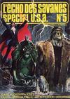 Cover for L'Écho des Savanes Spécial U.S.A. (Editions du Fromage, 1976 series) #5