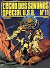 Cover for L'Écho des Savanes Spécial U.S.A. (Editions du Fromage, 1976 series) #11