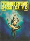 Cover for L'Écho des Savanes Spécial U.S.A. (Editions du Fromage, 1976 series) #12