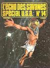 Cover for L'Écho des Savanes Spécial U.S.A. (Editions du Fromage, 1976 series) #14