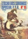 Cover for L'Écho des Savanes Spécial U.S.A. (Editions du Fromage, 1976 series) #15