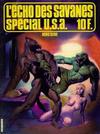 Cover for L'Écho des Savanes Spécial U.S.A. (Editions du Fromage, 1976 series) #18