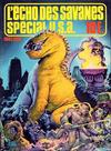 Cover for L'Écho des Savanes Spécial U.S.A. (Editions du Fromage, 1976 series) #20