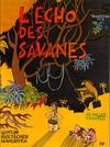 Cover for L'Écho des savanes (Editions du Fromage, 1972 series) #1