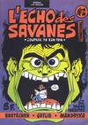 Cover for L'Écho des savanes (Editions du Fromage, 1972 series) #2