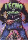 Cover for L'Écho des savanes (Editions du Fromage, 1972 series) #14