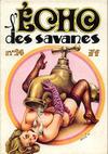 Cover for L'Écho des savanes (Editions du Fromage, 1972 series) #24