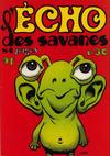 Cover for L'Écho des savanes (Editions du Fromage, 1972 series) #30