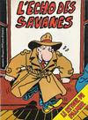 Cover for L'Écho des savanes (Editions du Fromage, 1972 series) #50